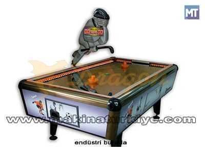 Air Hockey Masası / Dragon Meltem