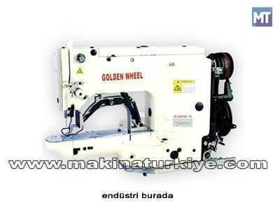 Punteriz Makinesi / Golden Wheel Cs-8150h