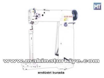 Sütunlu Döner Kafa Çanta Makinesi / Golden Wheel Cs-8901