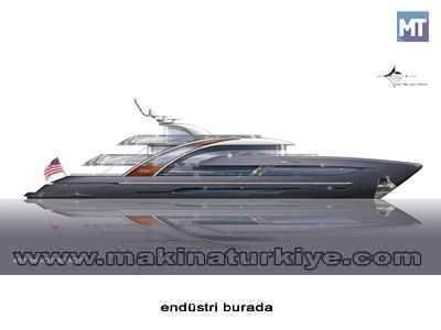 Motor Yat / Royal Mega 50 M Project 999