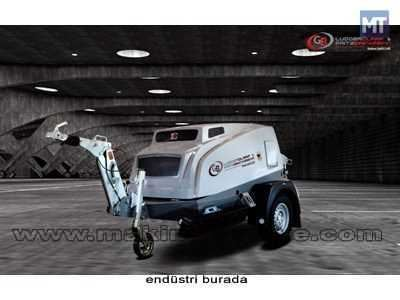 BRİNKMAN SILVER POWER DC 550 SP-BS ŞAP MAKİNESİ