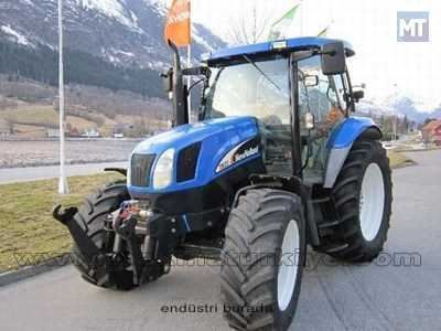 2005 Model New Holland Traktör