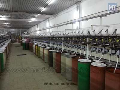 320 Kafa Open End İplik Makinesi