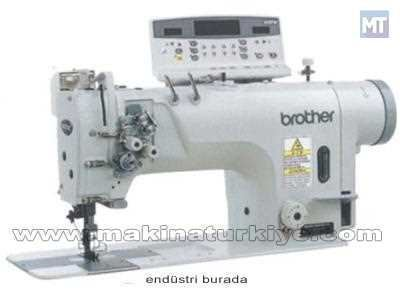 Brother T-8421 B Direct Drive Çift İğne Dikiş Makinesi