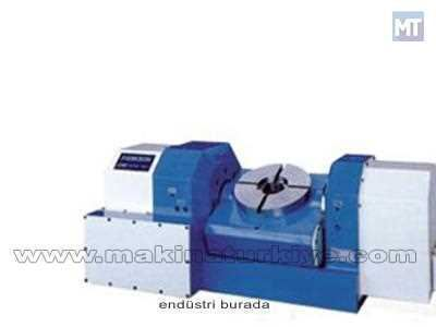 Par-200 Tabla Çapı 200 Mm Cnc 5 Eksen Döner Tablası
