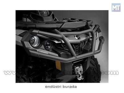 649,6 Cc Outlander 650 Xt  Atv