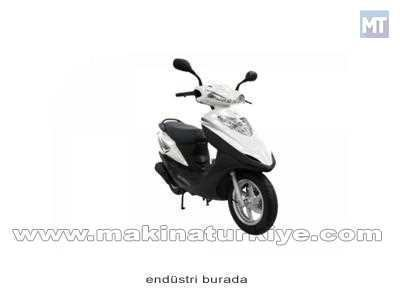 125 Cc Scooter Mondial 125 Nt