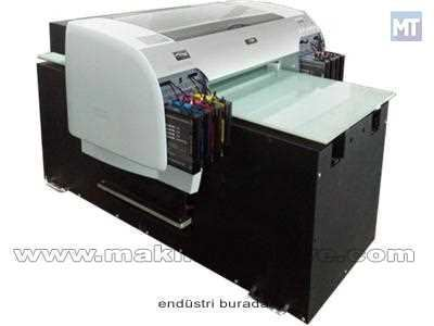 Epson Dx5 Flatbed Uv Baskı Makinesi Uv Printer