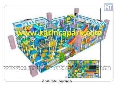 Top Havuzu Soft Play