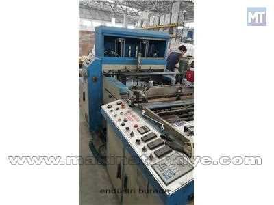 2006 Model Line Double Bag Cutting Machine
