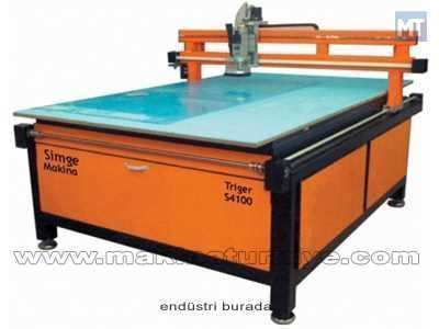 Cnc Router Simge S4000