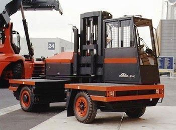 Side Loaders / Linde Br 316 S 30