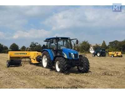 Balya Makinesi / New Holland Bc 5060