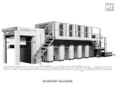 Tabaka Ofset Baskı Makinesi / Komori Lithrone 40sp