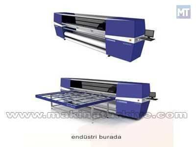 Dijital Uv Baskı Makinesi / Keundo Supraq 3300-Uv