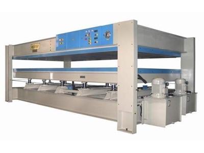 Ahşap Sıcak Pres Makinesi ( 2000 X 4000 )