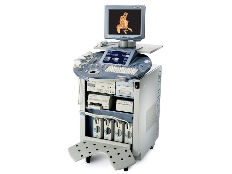 Real-Time 4d Renkli Doppler Ultrasonografi Cihazı