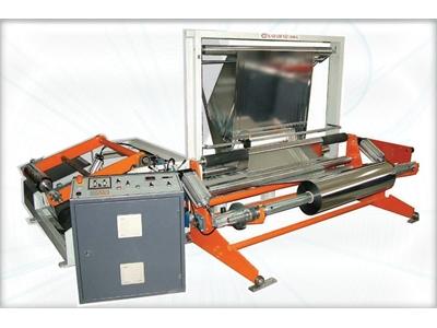 Sarıcılı Poşet Katlama Makinası ( 400-1200 Mm )