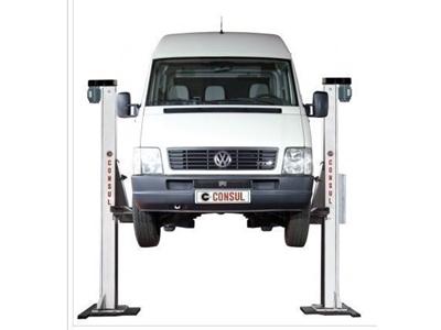 İki Sütunlu Lift 6 Ton Kapasiteli / Consul Cns-2.60 El Multi Xxl - Mb
