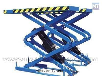 Hidrolik Makaslı Lift 3 Ton / Ece Ece-6503