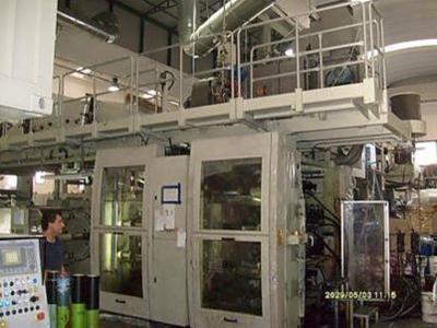 2. El Tamburlu Flexo Baskı Makinası Schiavi EF 4020