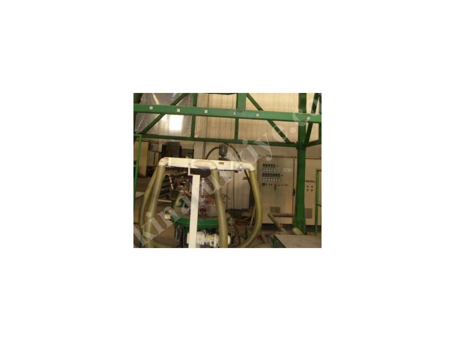 2. El Ldpe Plastik Film Makinası / Macchı M-Ldpe-003