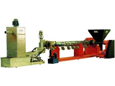 Plastik Granül Makinası ( 50-1000kg/Saat )