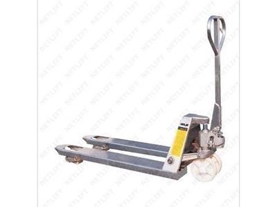 2000 Kg Manuel Paslanmaz Çelik Transpalet / Netlift Kapasitenet-Acs 20 H