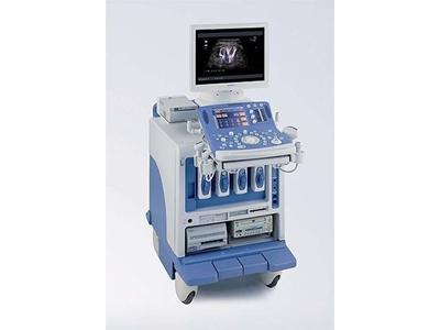 3d-4d Renkli Ultrasonografi Cihazı / Aloka Prosound Alpha 10
