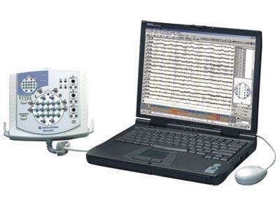 Taşınabilir Dijital Elektroensefalografi ( EEG ) Cihazı