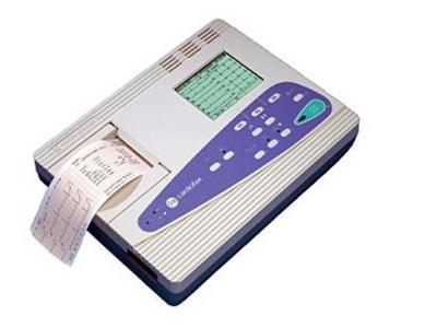 3 Kanallı Ekg Cihazı,Lcd Ekran / Cardiofax Ecg-9620