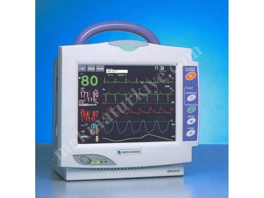 Hastabaşı Monitör Sistemi - 8.4 İnç