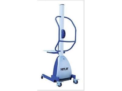Alüminyum Akülü İstif Aracı / Netlift Net-Mes 150a