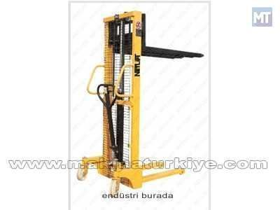 Manuel İstifleme Makinası / Netlift Net-Ms 20-16