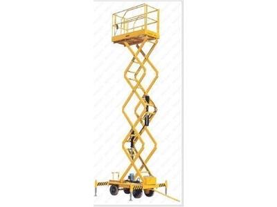 Manuel Makaslı Platform / Netlift Net-Mp 3011