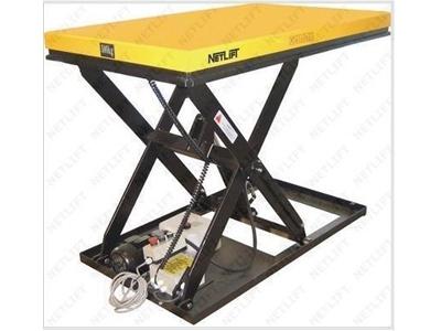 Netlift 2000 kg Elektrikli Makaslı Platform