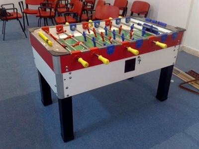 Jetonlu Langırt Stadyum Model