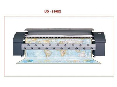 Dijital Solvent Baskı Makinası / Seiko Spt 510 Ud-3208g