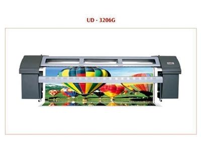 Dijital Solvent Baskı Makinesi / Seiko Spt 510 Ud-3206g