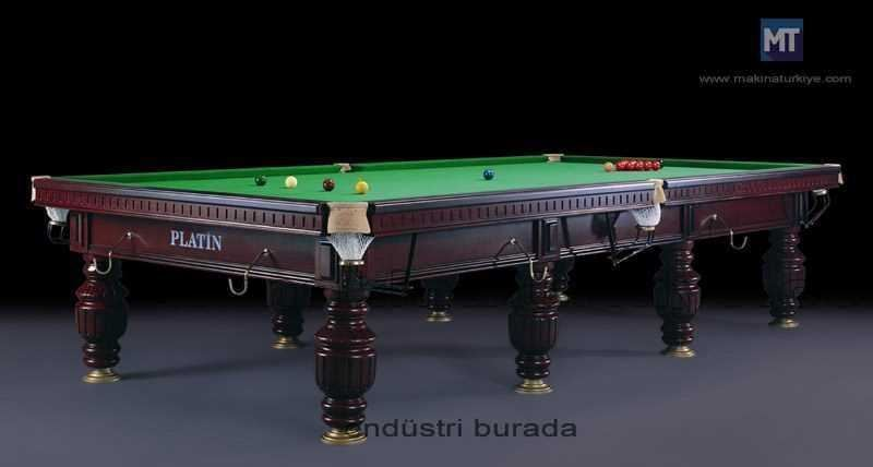 Snooker Masası - 10 Feet