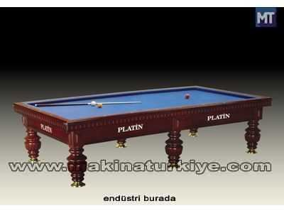 3 Top Bilardo Masası - 10 Feet