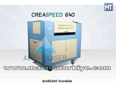 Lazer Kesim Ve Kazıma Makinası ( 60 Watt )