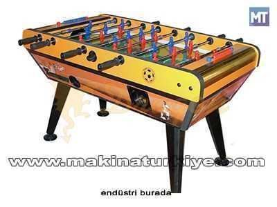 Jetonlu&Jetonsuz Langırt(Futbol Masası) / Dragon Cazibe
