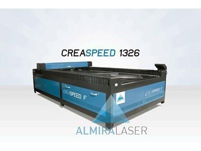 Cnc Lazer Kesim Ve Kazıma Makinası ( 130 Watt )