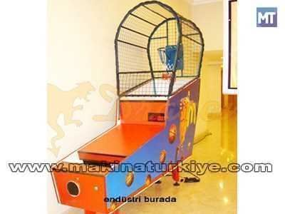 Dragon Basketbol Makinesi 1