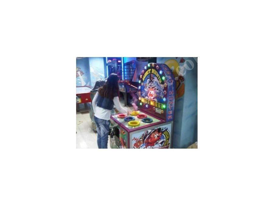 Tokmak Oyun Makinası