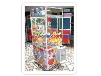 Oyuncak Kepçe Makinası