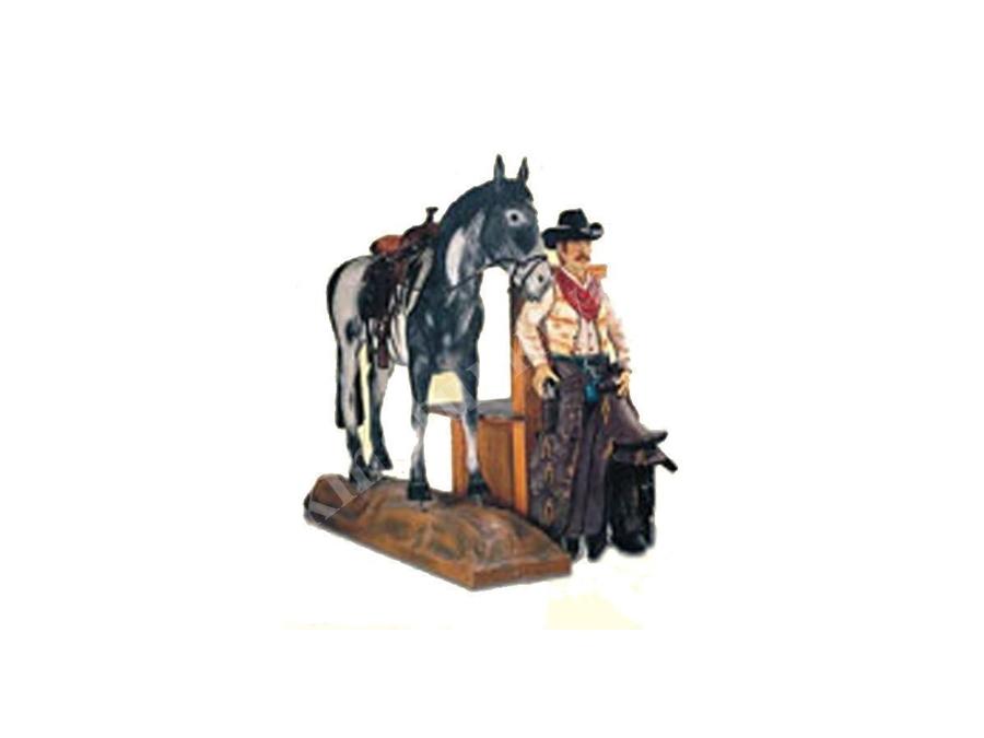 Cowboy Atı / Elkon Kr 1023