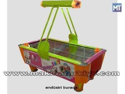 Baby Air Hockey Masası / Tekno-Set Ic-002 1