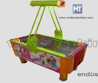 Baby Air Hockey Masası / Tekno-Set Ic-002